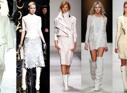 """Revista Vogue debateu com editores a """"bota branca"""""""